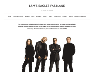 eaglesfans.com screenshot
