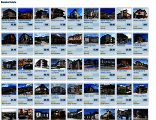 eaglesnestaparthotel.com screenshot