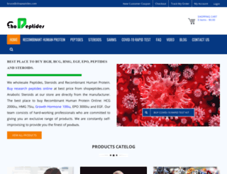 eagletropin.com screenshot