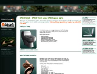 eagotoilet.com screenshot
