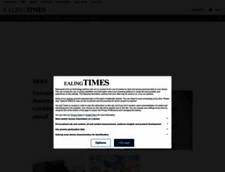 ealingtimes.co.uk screenshot