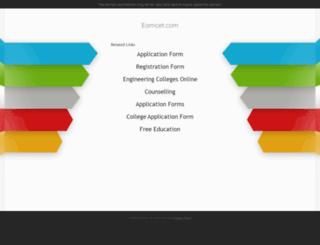 eamcet.com screenshot