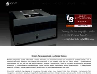 eamlab.com screenshot