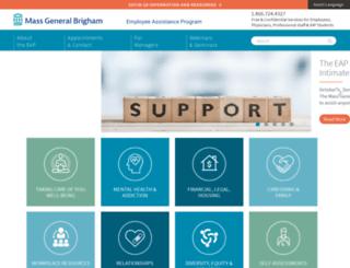 eap.partners.org screenshot