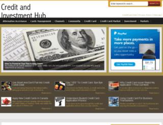 eapplycreditcard.com screenshot