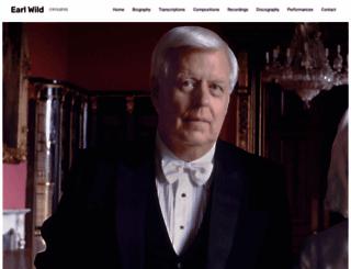 earlwild.com screenshot