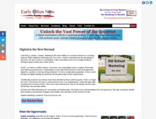 earlyoftennow.com screenshot