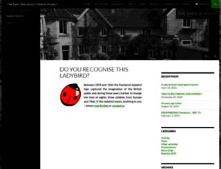 earlypestalozzichildren.org.uk screenshot