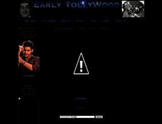 earlytollywood.blogspot.com screenshot