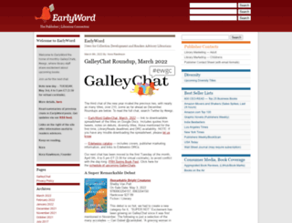 earlyword.com screenshot