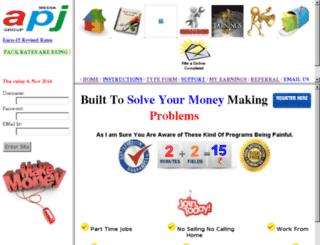 earn-15.com screenshot