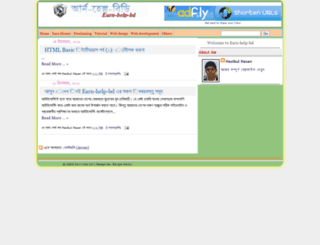 earn-help-bd.blogspot.com screenshot