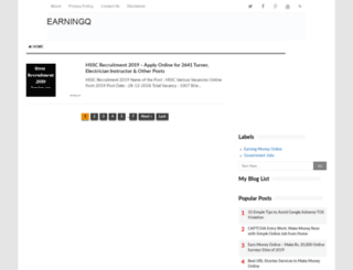 earn-money-now1.blogspot.com screenshot