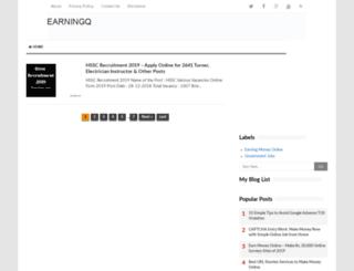 earn-money-now1.blogspot.com screenshot