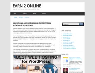 earn2onlineden.blogspot.in screenshot