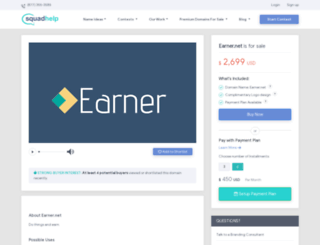 earner.net screenshot