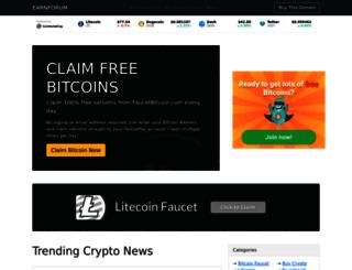 Access earnforum net  EarnForum net - Online Money Making