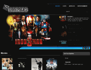 earnmovies.com screenshot