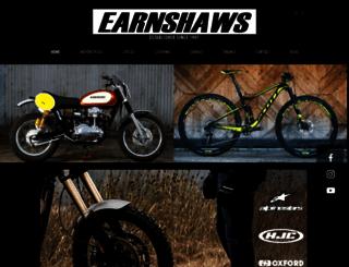 earnshaws.net screenshot