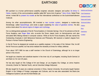 earth360.com screenshot