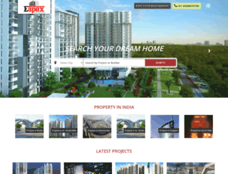 earthapex.com screenshot