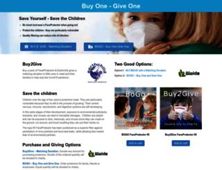 earthchild.org screenshot