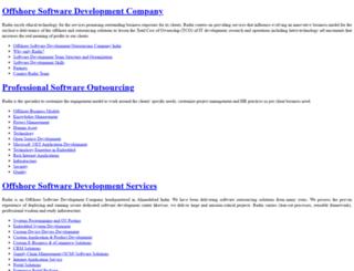 earthinfomark.com screenshot