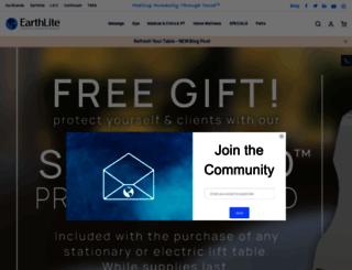 earthlite.com screenshot