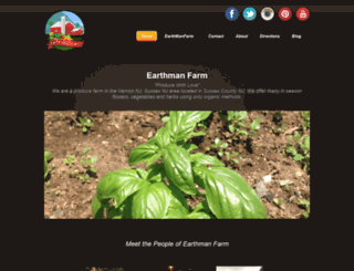 earthmanfarm.com screenshot