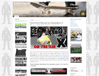 earthpatrolmedia.com screenshot