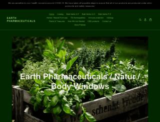 earthpharm.org screenshot