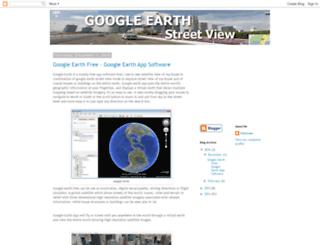 earthsatellitegps.blogspot.com screenshot