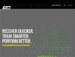 earthseasky.com.au screenshot