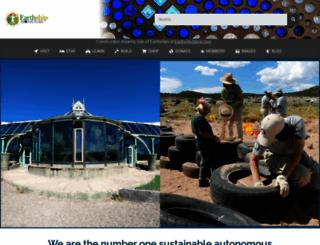 earthship.org screenshot
