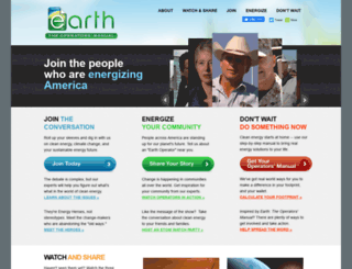 earththeoperatorsmanual.com screenshot