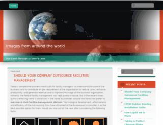earththroughalensps.com screenshot