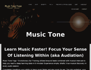 eartraining.ca screenshot
