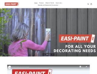 easipaint.com.au screenshot