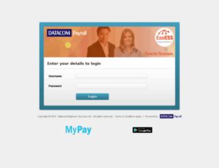 easipaylive.co.nz screenshot