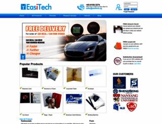 easitech.sg screenshot