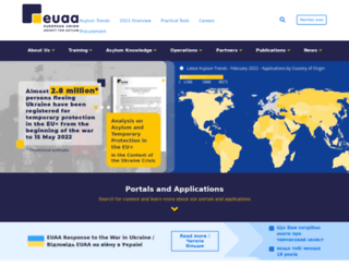 easo.europa.eu screenshot