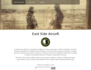 east-side-airsoft.pl screenshot