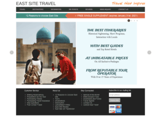 east-site.com screenshot