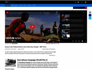 eastafricanews.com screenshot