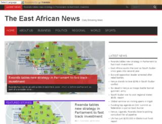 eastafricann.net screenshot