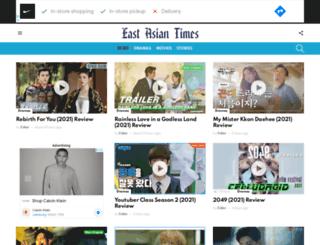 eastasiantimes.com screenshot