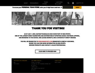 eastbayteamsales.com screenshot