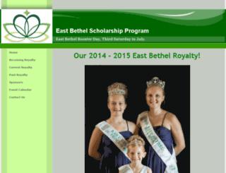 eastbethelroyalty.org screenshot