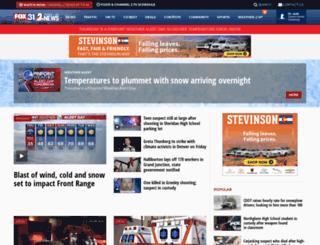 eastdenver.kdvr.com screenshot