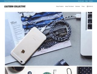 easterncollective.com screenshot